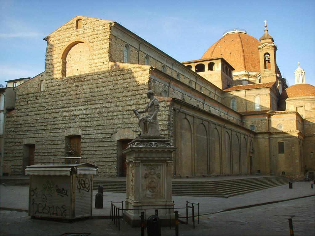 Церковь святого Лаврентия - Chiesa di San Lorenzo