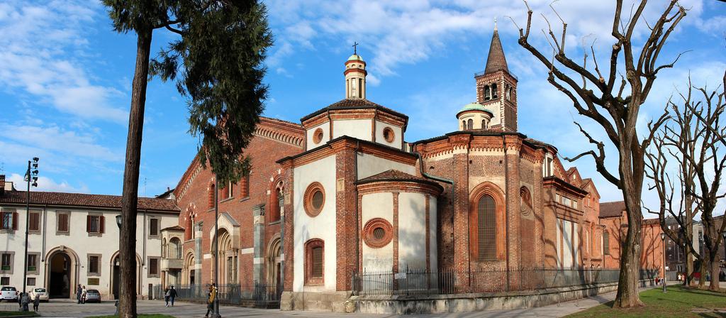 Базилика святого Евсторгия - Basilica di Sant'Eustorgio