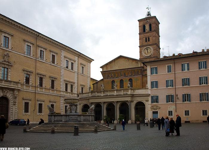 Basilica di Santa Maria in Тrastevere