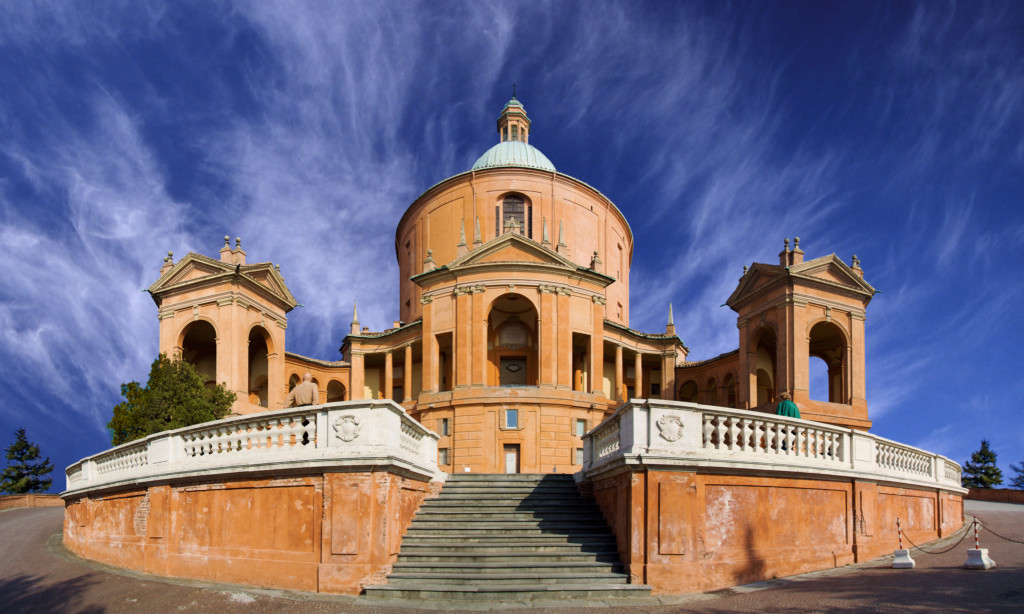 Часовня Святого Луки – Santuario di San Luca