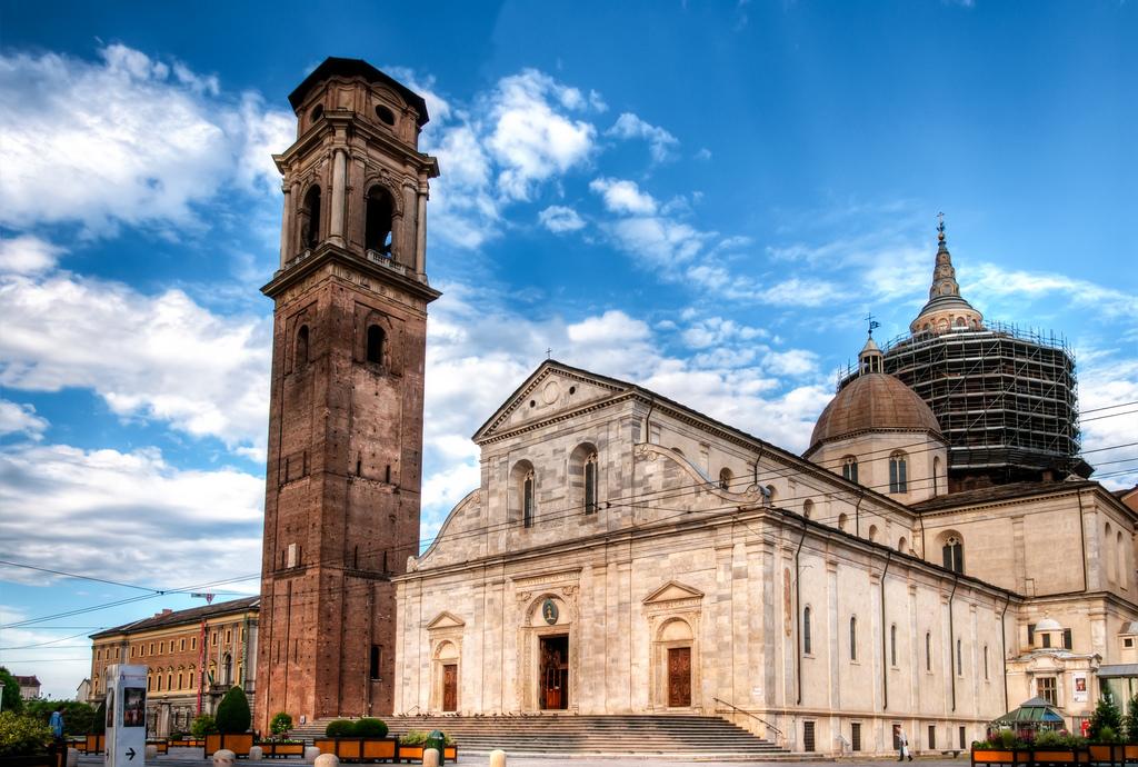 Кафедральный собор cвятого Иоанна Крестителя -Cattedrale Metropolitana di San Giovanni Battista