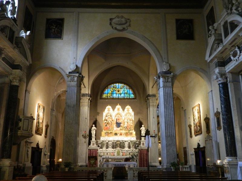 Армянская церковь святого апостола Варфоломея – Chiesa di San Bartolomeo degli Armeni