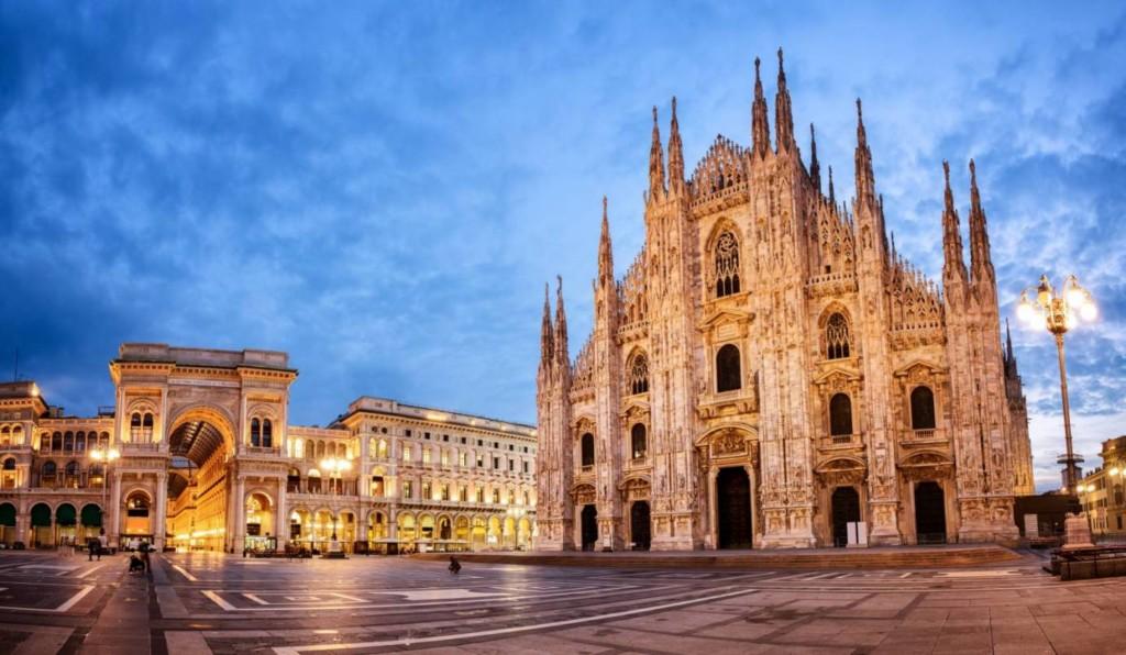 Милан - Русская Православная Церковь в Италии