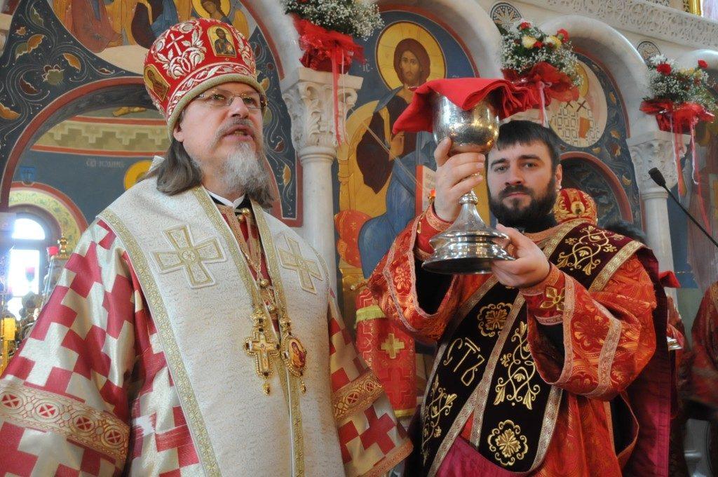 Престольный Праздник Екатерининского Храма
