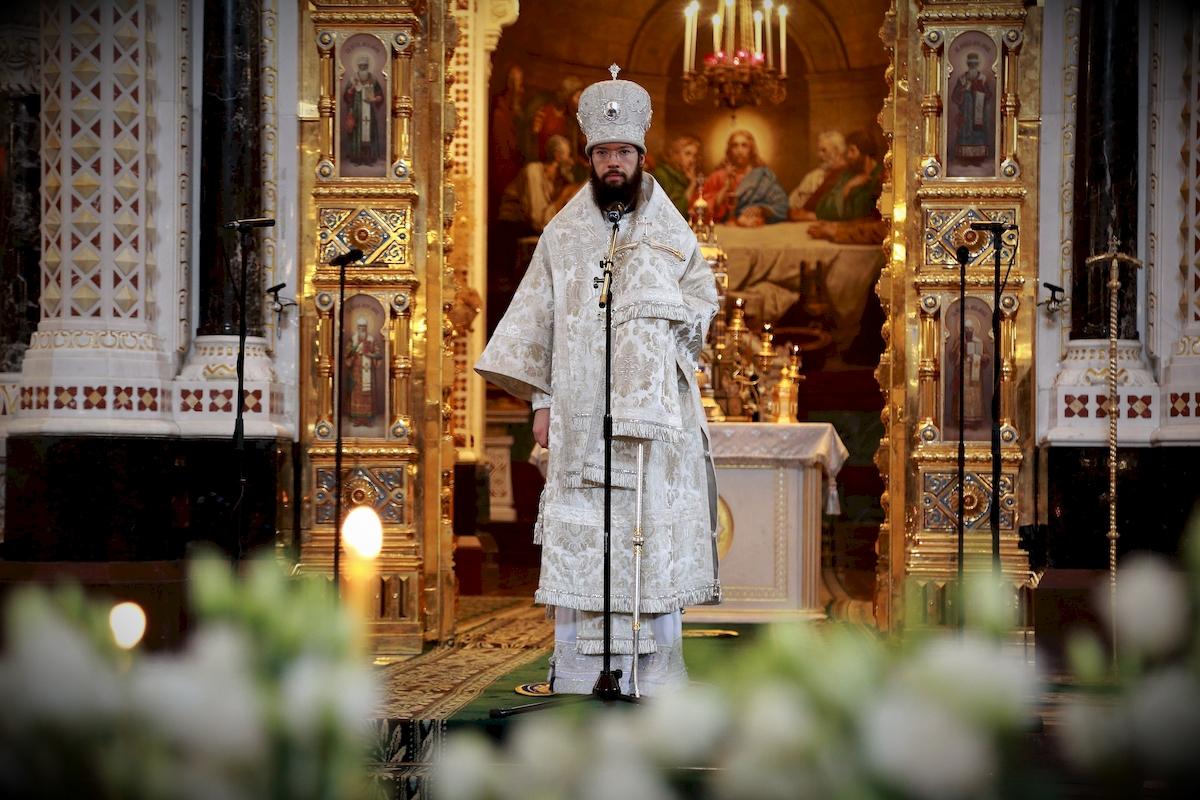 Пасхальное послание Патриаршего Экзарха Западной Европы митрополита Корсунского и Западноевропейского Антония