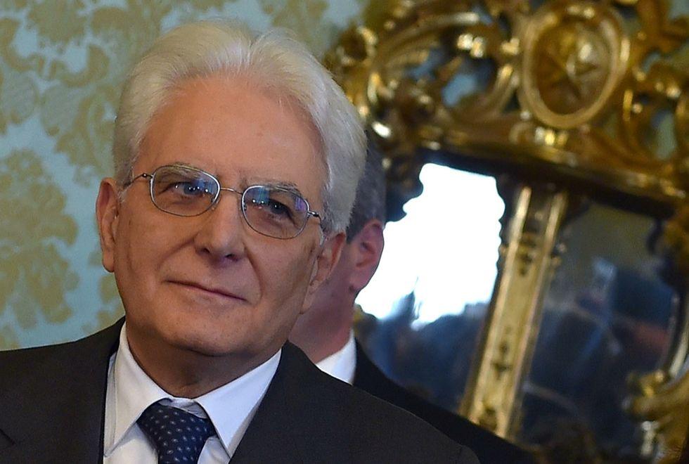Поздравление Святейшего Патриарха Кирилла Президенту Италии Серджо Maттapeллe с 80-летием со дня рождения